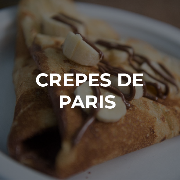Crepes de Paris Vendor Image