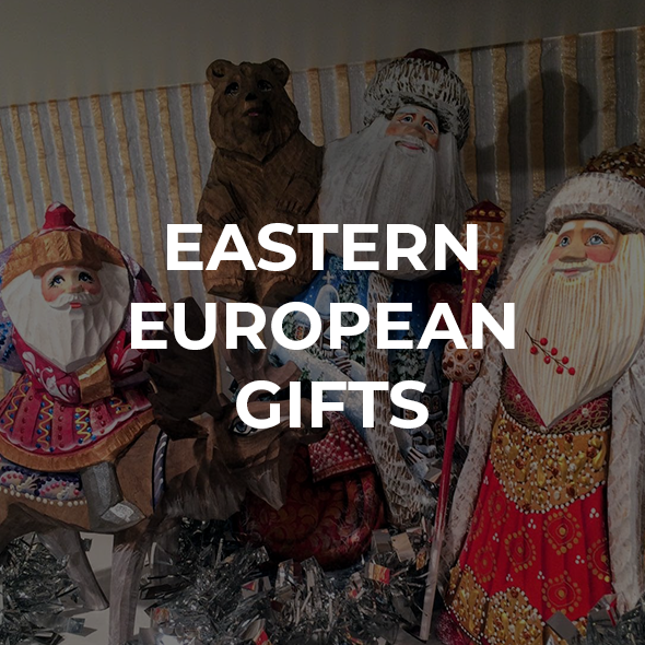 Eastern European Gifts Vendor Image
