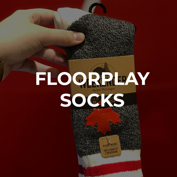 Floorplay Socks Vendor Photo
