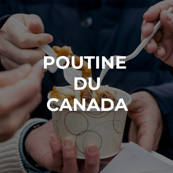 Poutine du Canada Vendor Image