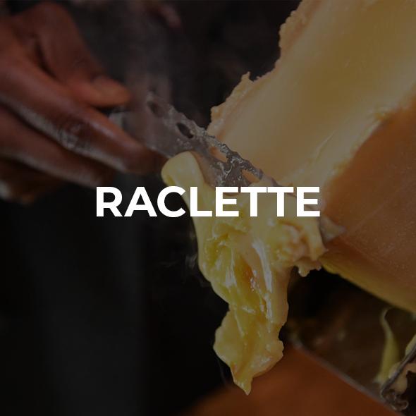 Raclette Vendor Image