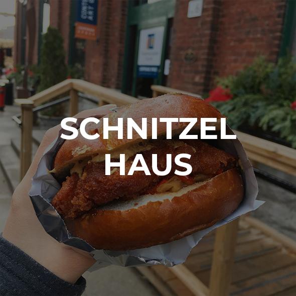 Schnitzel Haus Vendor Image