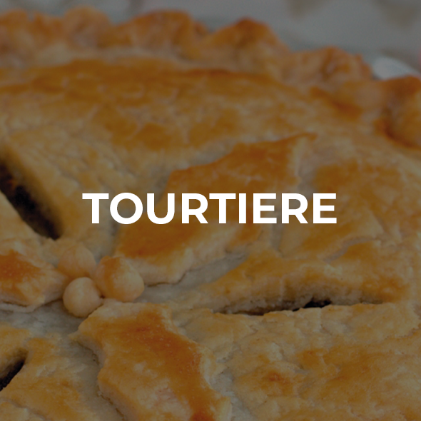 Tourtiere Vendor Image