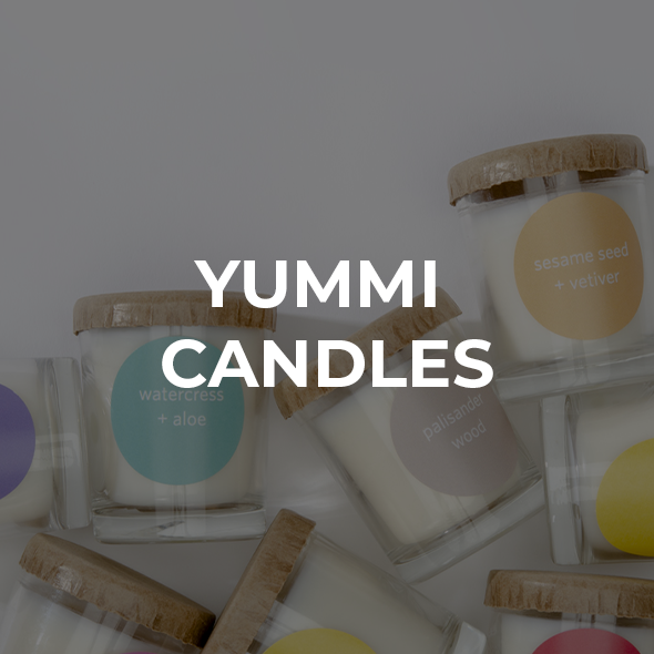 Yummi Candles Vendor Image